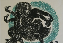 Naoko Matsubara / A distinguished woodcut print artist. Matsubara has continued to be an active and widely celebrated artist: locally, nationally and internationally. Since 1960 she has had more than 75 solo exhibitions, in the USA, Canada, Japan, England, Ireland, Germany, Austria, Switzerland, Holland and Mexico.