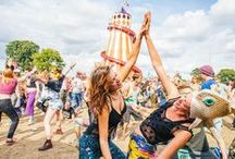 Our summers of fun / We set Merrimaking up in 2009 as a means to fund our summers of fun. Here are a few favourite moments from Glastonbury, Secret Garden Party, Shambala, Bestival and others...