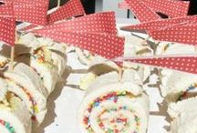 Party food ideas / by Kids Party Space