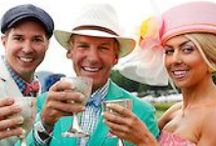 TNSteeplechase ♦ Fashion / TN Steeplechase, Nashville's rite of Spring, is the place to be seen in your best Derby-wear, the people-watching event of the season-- May 9, 2015!