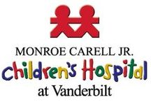 TNSteeplechase ♦ Our Cause / The Iroquois Steeplechase is proud to support the heroic efforts of The Monroe Carell Jr. Children's Hospital at Vanderbilt in Nashville, Tennessee...the staff, children and their parents are the reason we do what we do!