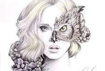 Illustrations / Inspirations