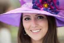 TNSteeplechase ♦ Hats! / It's all about the hat-- part of the tradition of Iroquois Steeplechase!! The 2015 Running of the Iroquois is May 9-- start your shopping now!