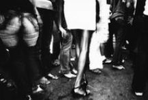 Fotografía de Calle / Los mejores exponentes de la fotografía de calle.