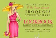 TNSteeplechase ♦ LookBook Fashion Show / The 2014 Steeplechase LookBook Fashion Show, hosted by Hillwood Country Club, was held the evening of April 17th.