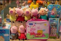 Peppa Pig & friends / Peppa pig and friends have moved in store