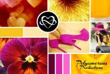 PolyamorousArt Mood Boards / These are mood boards we've made to help us visualize and clarify projects...