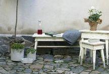 gardens & backyards