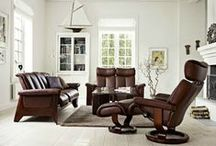 Stressless Furniture - Sarasota, FL / Stressless furniture is designed and created for a custom fit. Only with Stressless can you customize your recliner or sofa. Copenhagen Imports a proud to offer Stressless.