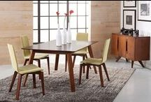 Dining Room Furniture - Sarasota, FL / Our hand-crafted dining tables, chairs and matching storage pieces are designed the world over to beautifully mix and match. Whether elegant woods or modern with glass, you will find it at Copenhagen Imports. Welcome Home!