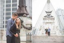 Engagement Photos / Engagement photos, Indianapolis Wedding Photographers