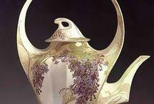 Teapots and Caddies / interesting tea designs