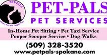 PET-PALS Pet Services / At PET-PALS We understand the concerns that Pet Owners and Home Owners face when trusting someone else to provide quality care when they can't be there. Selecting just the right Pet Sitter for the care of your pets' and home is one of the more important decisions you will make. At PET-PALS our goal is to make sure that plans don't get canceled and pets don't go uncared for. Period.