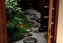 Japanese Garden look