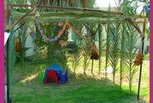 Sukkot / Sukkot - סוכות - Feast of Tabernacles *Celebrated on the 15th day of the Tishrei (Jewish Calendar) * Sukkot in Hebrew סוכות - Sukkot * Lasts for Seven Days * During Sukkot a Sukkah (booth) is built from Palm leaves and other materials to symbolize the booths in which the Jewish people used as dwellings on their way from Eygpt to Israel. (Leviticus 23:42). For more info. please visit http://www.artsncraftsisrael.com/Learn-Jewish-Holidays The majority of these pins I have found via Pinterest.