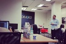 ORAIKO / Manhattan Based Company: From mobile to web applications, ORAIKO crafts custom software and web development driven by meticulous design aesthetic, user testing, and an agile process for vertical leaders in manufacturing, service related business, financial services, healthcare, and retail and more