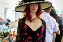 Dress Shopping for TNSteeplechase / Spring fashions are hitting the stores: what comes first, the dress or the hat? Here's a great collection of off-the-runway dresses just waiting for the perfect derby hat!