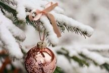 Copper Christmas / A board full of Christmas inspiration and copper decorations to give my home a warm glow this winter