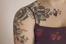 Tattoos / by Chelsea Hoover