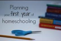 Homeschooling / ...homeschooling. / by Chelsea Hoover