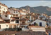 Taxco, Mexico / Beautiful Taxco, Mexico is the Silver Capital of the World!  It is also where the owner of TistiK and most of our artists are from.