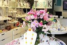 Our Shop / Handcrafted Jewelry and Gifts.  Located at 54 Church Street, Harvard Square, Cambridge, MA or find us online at www.shoptistik.com