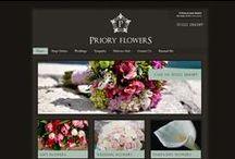 floristPro websites / Just a few examples of websites that floristPro have designed JUST for florists.