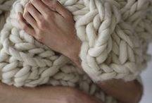 ----Fil---- / crochet-tricot-laine-couture-broderie........... / by Emmanuelle le chou fleur