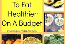 ~Healthy Living Posts~ / Inspiring health-related posts & fun healthy recipes!  / by Rachael DeBruin