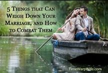 ~Love & Marriage~ / Encouraging posts for the married or for those contemplating marriage... / by Rachael DeBruin