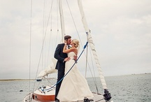 """Tying the Knot"": Nautical Nuptials / Anchors aweigh for your big day! #ShopIDC"