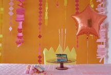 FIESTAS / Inspiración, decoración y recetas para celebrar las mejores fiestas