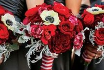 Red Hot Wedding Inspiration