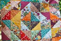 Quiltin' & Sewin' / by Chelsea Hoover
