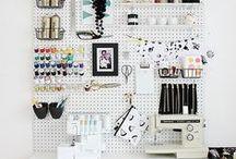 Organization & Efficiency / by Chelsea Hoover