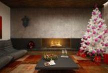 Christmas  / In Christmas Spirit.