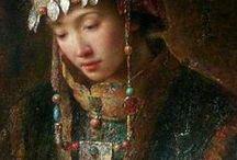 Silk Road inspiration / détails du Daniel