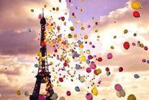 Paris mon amour / Tout ce qui fait que Paris est unique & intemporel !