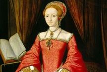 16th Century/Tudor / Mainly English/Tudor costumes and portraits