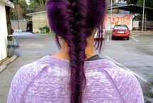 Violet hair don't care! / Lovin it