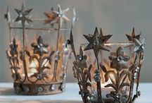 Our Christmas Collection / A charming selection of Christmas decorations and festive twiddle