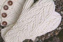 Knitting/lavori a maglia