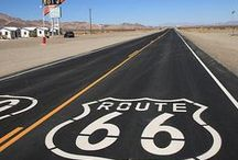 Route66 / Biking the USA