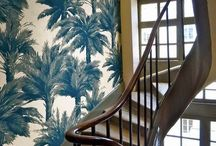 Inspiring Hallways / Hallways and entrances that stand out from the crowd. From welcoming and quirky hallways to colourful and luxurious hallways. How to decorate your foyer or hallway. Hallway decor inspiration. Unique hallways make the best first impression and set the tone for the rest of your home. All these homes have stunning hallways or foyers.