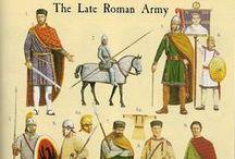 Barbaricum 300-tal Romare
