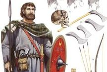 Barbaricum 300-tal Germaner (Alemanner)