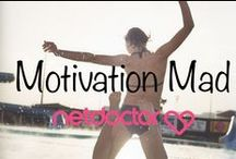 Motivation Mad | Live Well / Healthy motivation to help you along in your wellness journey