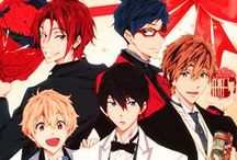 FREE!! / Iwatobi Swim Club