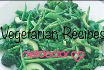 Vegetarian recipes | Nutrition