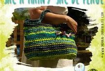 DIY: crochet, tricot, trapilho